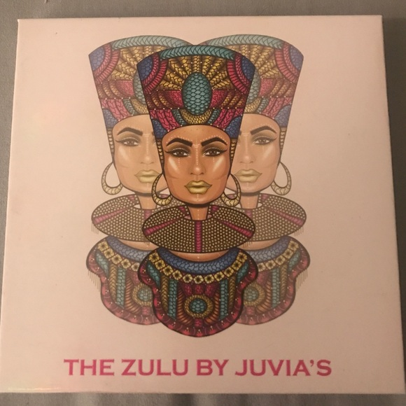 Juvia's Place Other - Juvia's Place Zulu Palette